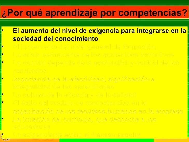 Competencias Básicas: Concepto y características  Slide 3