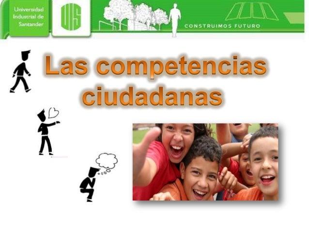 Acción               COMPETENCIASciudadana               CIUDADANAS                                                     Co...