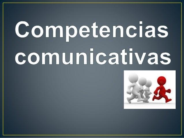Que es una competencia Son los conocimientos, habilidades y destrezas que desarrolla una persona para comprender, transfor...