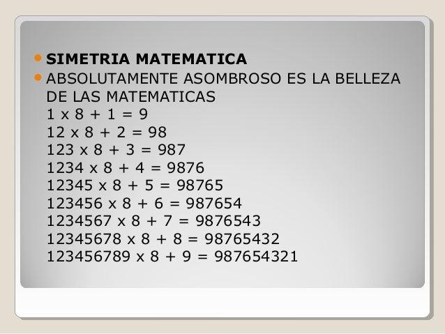 Absolutamente matemática