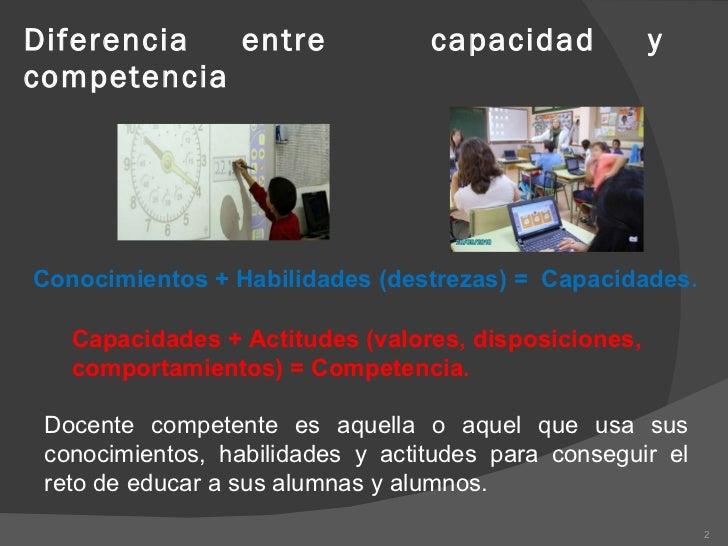 Competencias profesionales docentes Slide 2