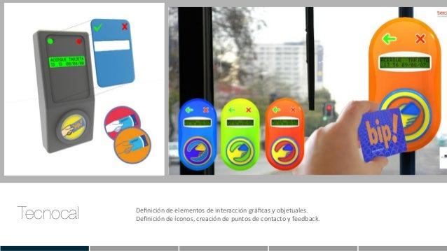 Tecnocal Definición  de  elementos  de  interacción  gráficas  y  objetuales.   Definición  de  íconos, ...