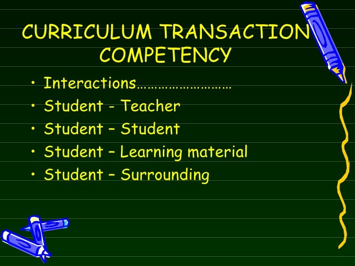 teacher u0026 39 s competencies