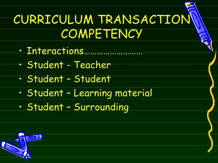 teacher u0026 39 s competencies