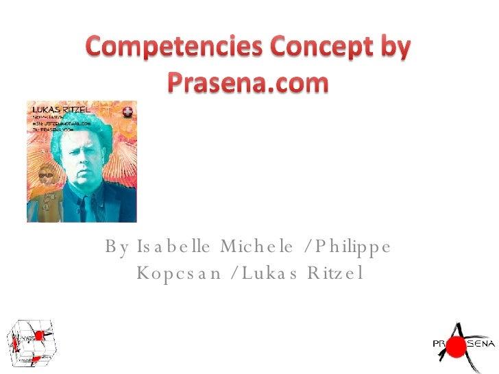 By Isabelle Michele / Philippe Kopcsan / Lukas Ritzel