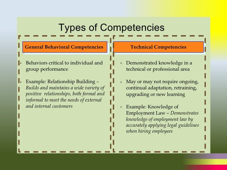 types of technical skills - Different Types Of Technical Skills