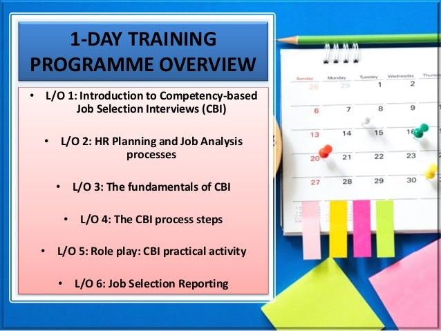 Competency based Job Selection Interviewing_CBI_Skills Slide 2