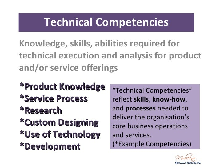 what is the relationship between competencies and knowledge skills abilities