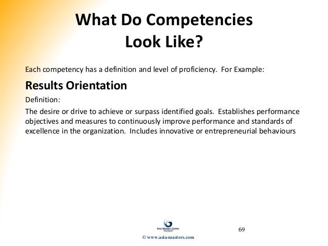 competency gaps for professional development