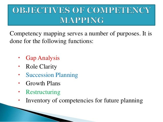 Mapping your future: Putting new competencies to work for ...