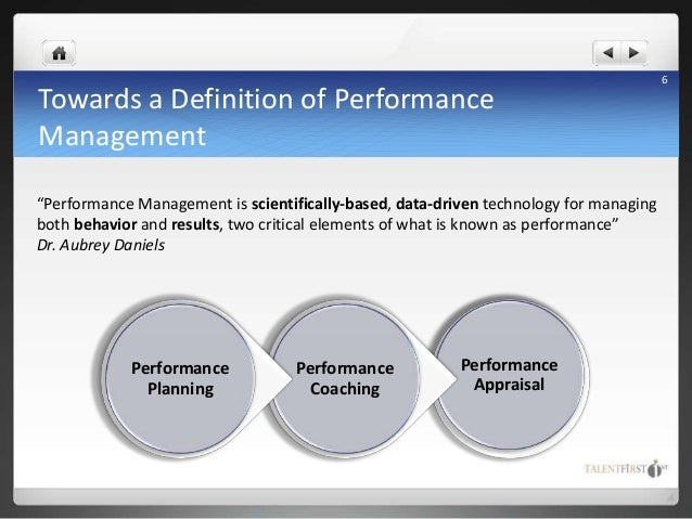 performance management models By m tamra chandler, ceo, peoplefirm llc performance management (pm) is currently a hot topic among business leaders and human resource professionals while it.