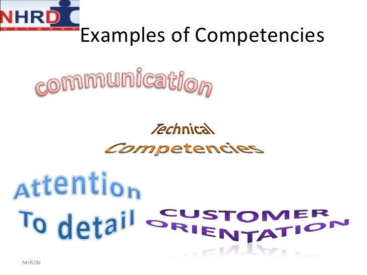 hr competency workshop
