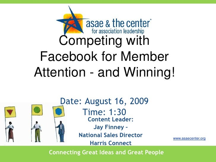 Competing With Facebook For Member Attention And Winning