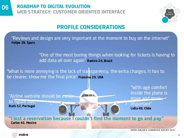 """15  06 ROADMAP TO DIGITAL EVOLUTION WEB STRATEGY: CUSTOMER ORIENTED INTERFACE WEB STRATEGY """"Reviews and design are very im..."""
