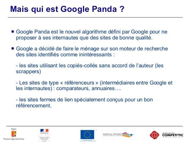 Selon Google, le principe de base de leur stratégie est simple : «Notrebutestsimple:fournirauxutilisateurslesrép...
