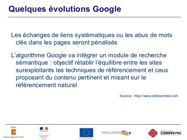 Les pages d'accueil et les résultats de Google seront chiffrés prochainement :  si un internaute vient de Google (en étan...