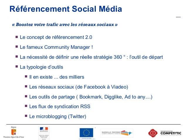 «Boostez votre trafic avec les réseaux sociaux»  La typologie de contenus  Textuels  Image – Vidéos  Applications – ...
