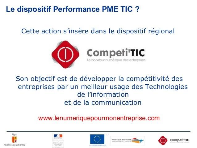 Competitic  cloud - numerique en entreprise Slide 2