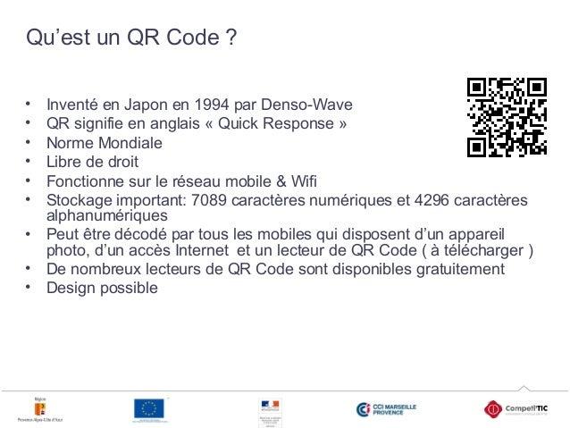 competitic qr codes  nfc votre communication devient