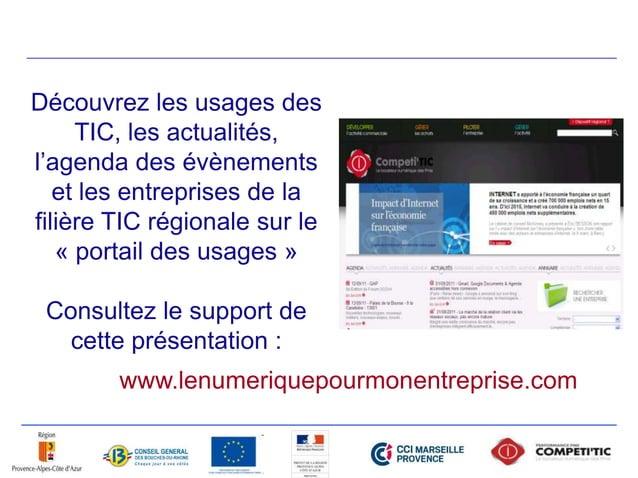 Découvrez les usages des TIC, les actualités, l'agenda des évènements et les entreprises de la filière TIC régionale sur l...