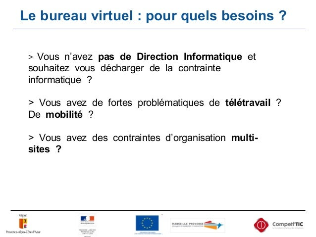 competitic bureau virtuel acessible en mobilite numerique