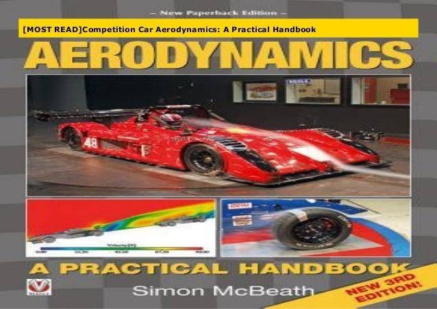 [MOST READ]Competition Car Aerodynamics: A Practical Handbook