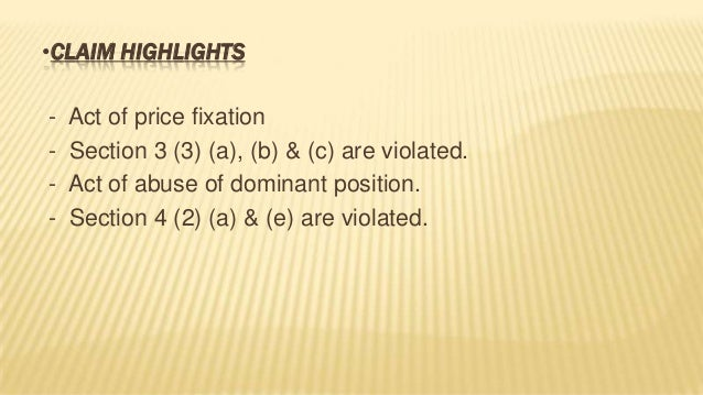 competition law the dominant position For readings relating to abuse of dominance/misuse of market power in   annalies azzopardi, ''dominant position': a term in search of meaning' (2015)  global.