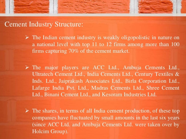 case study on oligopoly in indian