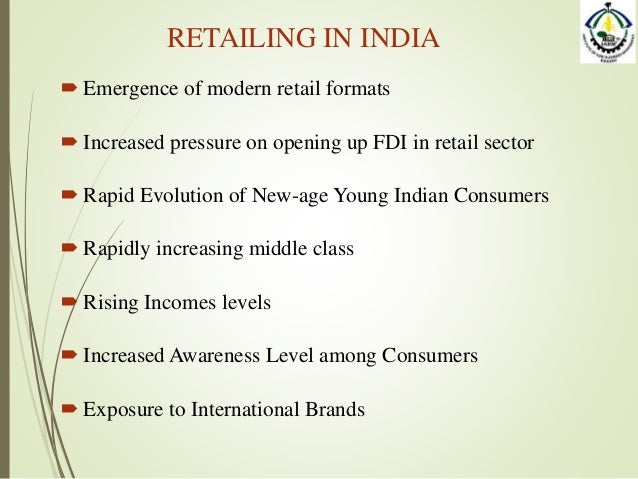 fdi in indian retail stores Foreign direct investment in indian retail sector  foreign direct investment (fdi), retail  continues the hold on retail reforms for multi-brand stores.