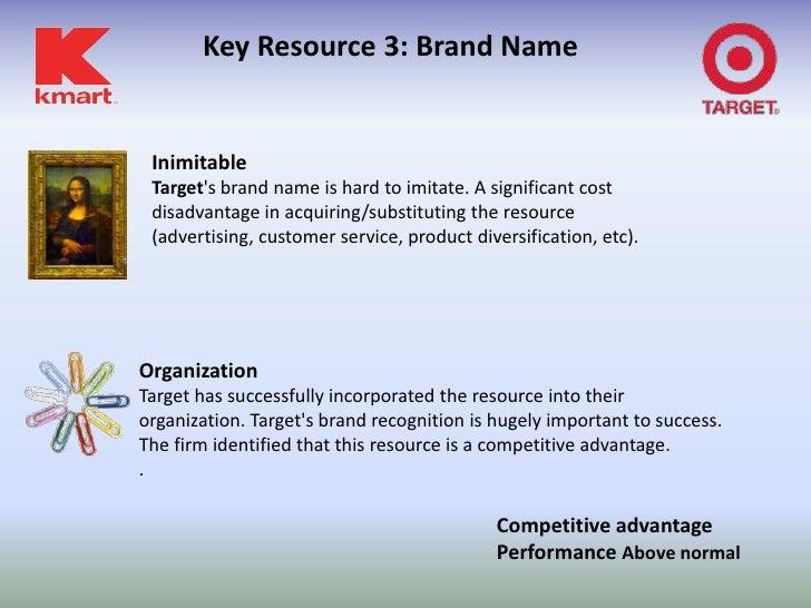 strategy analysis target vs kmart dan