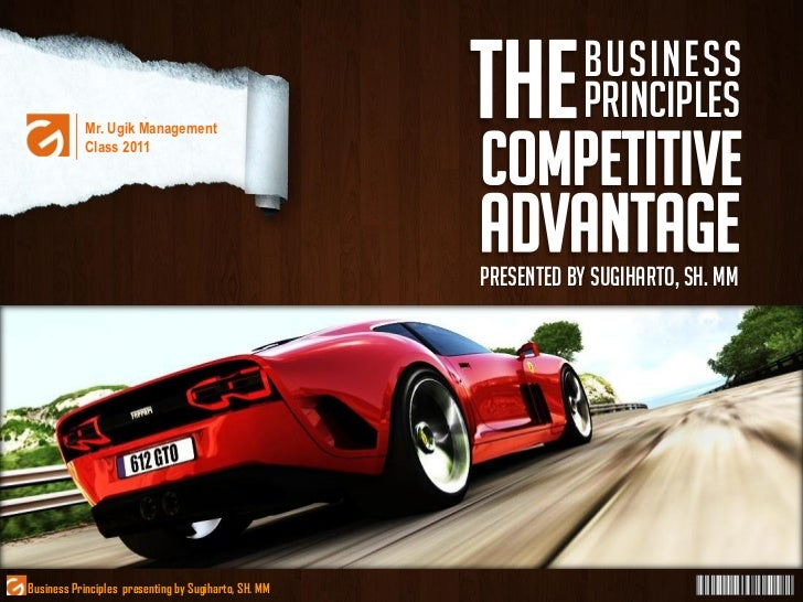 business           Mr. Ugik Management                                                                  principles        ...