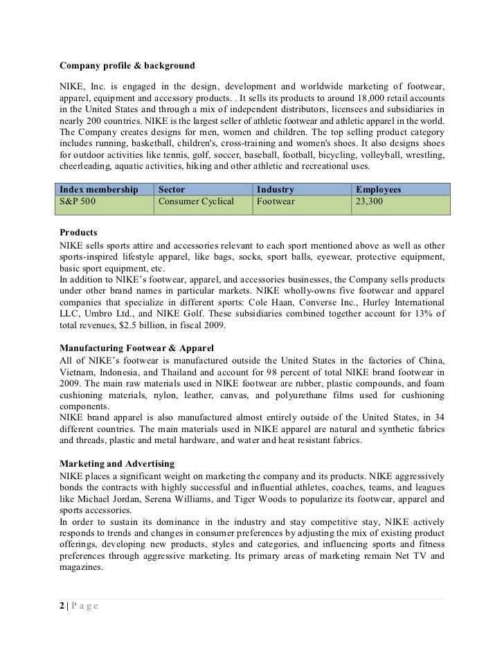 PPQ Global Expansion Essay Sample