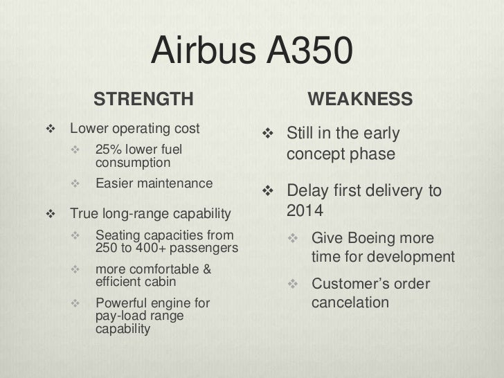 weakness of airbus Airline says it has been a 'difficult' year, with the weak pound bringing extra costs  of more than £100m.