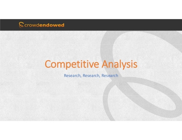 CompetitiveAnalysis Research,Research,Research