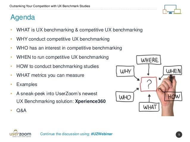 benchmark competitors