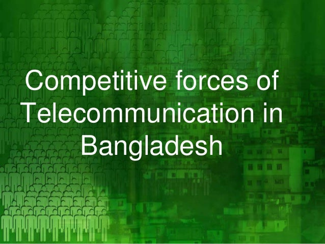 telecom sector of bangladesh