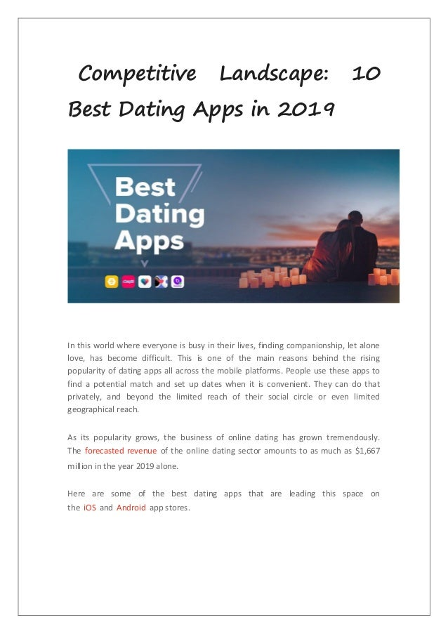 beste online dating for Android