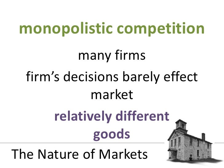 a description of competition and many markets Successful entrepreneurs do their homework to understand target markets, identify a customer base and size up the competition start with research from your desk, nortech president and ceo rebecca .