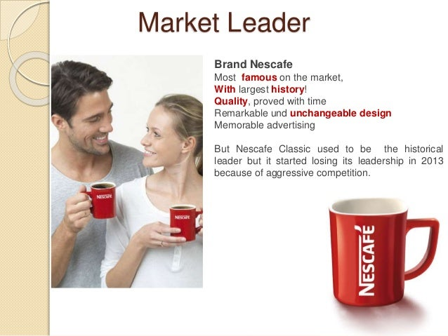 nescafe marketing strategy The nescafé plan is a global initiative for the entire nescafé brand that aims to  secure a sustainable future for coffee farming.