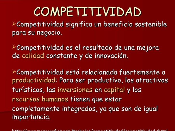Competitividad Slide 3