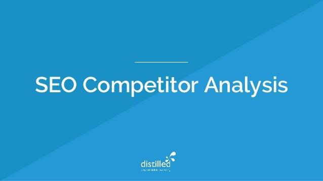 Competitor Analysis: A Structured Method - Paola Didone Slide 2