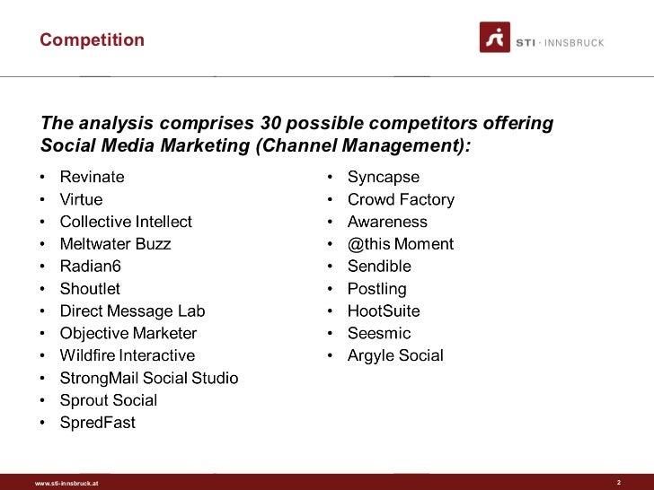 Competitor Analysis Slide 2