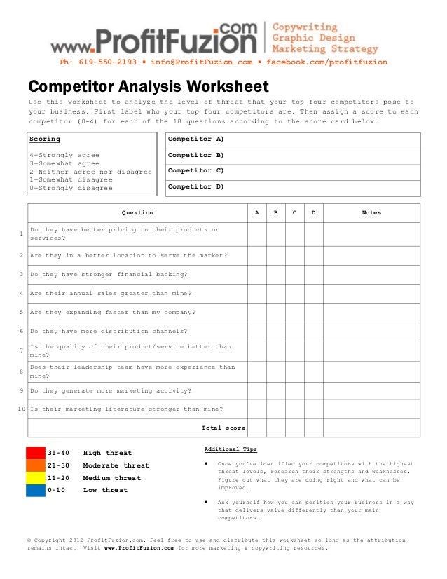 competitoranalysisworksheet1638jpgcb 1352433548 – Photo Analysis Worksheet