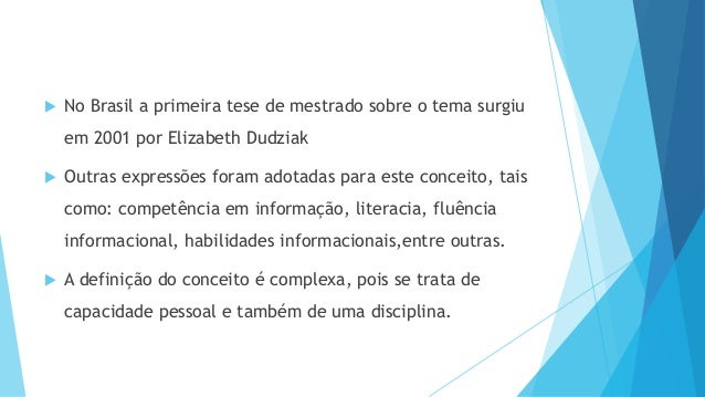  No Brasil a primeira tese de mestrado sobre o tema surgiu  em 2001 por Elizabeth Dudziak   Outras expressões foram adot...
