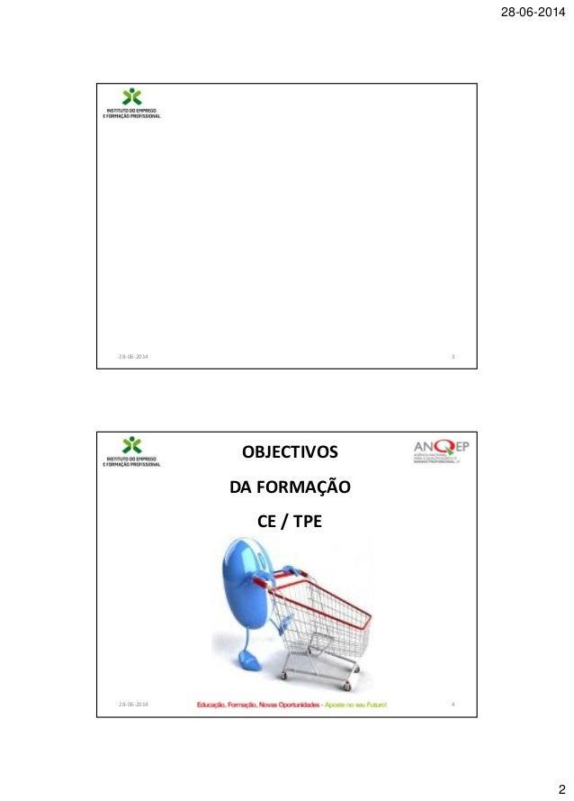 Técnicas de procura de emprego IEFP 2012 Slide 2