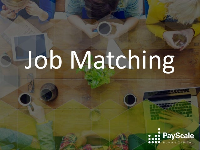 Job Matching