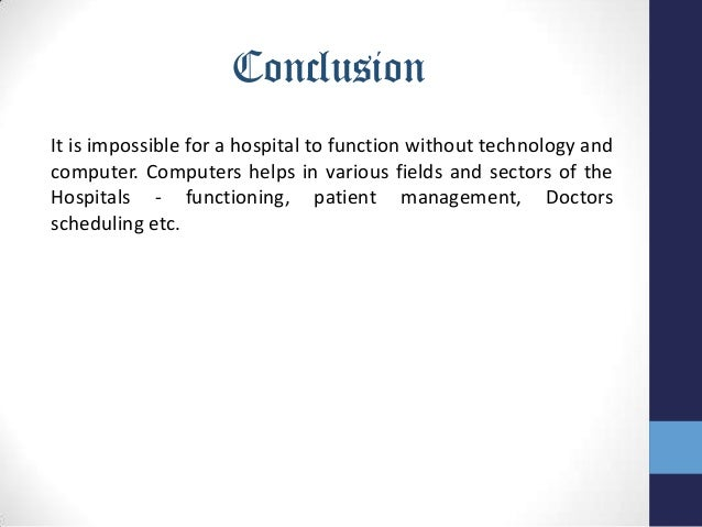role of computers in handling information Information and examples of how computers are used today in all  computers  play a significant role in handling all of the world's money.