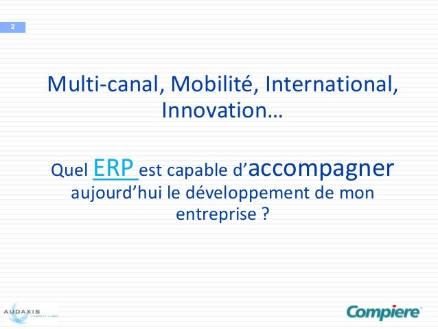compiere and open source erp Compiere erp compiere is a open source erp software application with fully integrated crm software solutions compiere is a fully integrated business solution for small-to-medium enterprises worldwide.