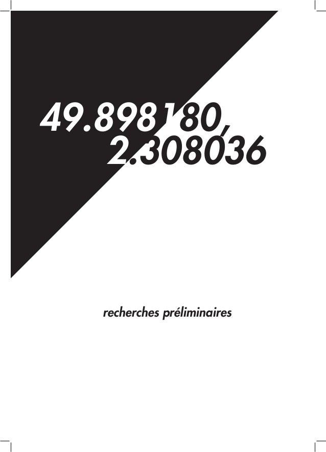 49.898180, 2.308036 recherches préliminaires