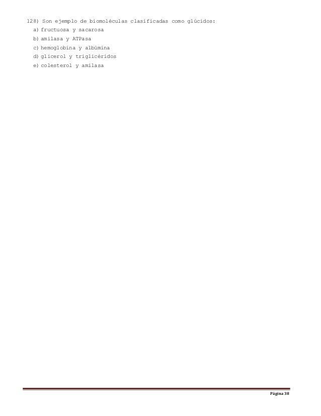 Compilación de reactivos para examen simulación tipo exani